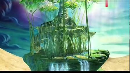 蓝猫龙骑团:龙骑团找到生命之水,淘气召唤及帝,成功激活水灵珠