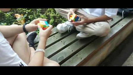 龙岩二中2022届指舞社招新视频