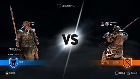 【话说】荣耀战魂 对决-将军 心理学战士!!
