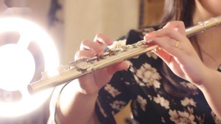 超好听的吉他长笛合奏 陈情令片尾曲 无羁