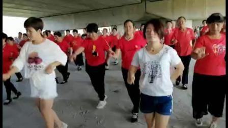 你是我的人 广场舞 北张联合舞蹈队 联合摄像 同恩上传9.8