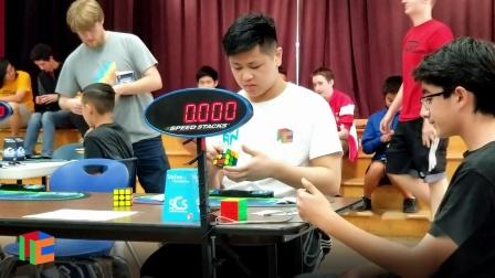 Max Park  [5.84 AVG] VERSION 2 Rubik's Cube 3x3 Average - San Diego Summer 2019