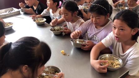 衡阳 延兴小学 免费午餐
