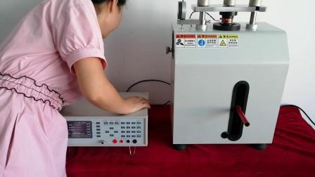FT-300系列粉末电阻率演示视频