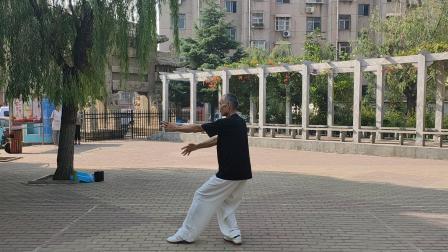 利民太极俱乐 部:赵宗礼老师《武当108 式一、二路》教学
