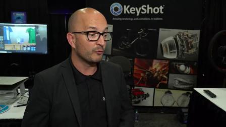 NVIDIA RTX 为 KeyShot 9 带来了交互式光线跟踪和逼真的可视化效果