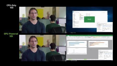 基于 NVIDIA GRID 虚拟 PC 的 Windows 10 VDI