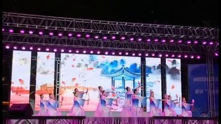 舞蹈 追梦 演出威海环翠区东北村悦美艺术团