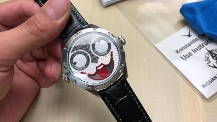 无名厂升级TW 功能对版的俄罗斯小丑名副其实的joker