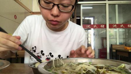 温州龙港的吃吃喝喝-一鸣牛奶,菜包,泡菜摊,猪蹄粉干