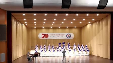 我和我的祖国(黔西)合唱节学生组    指挥:罗新