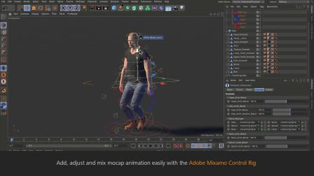 Release 21 Feature Overview Maxon Cinema 4D