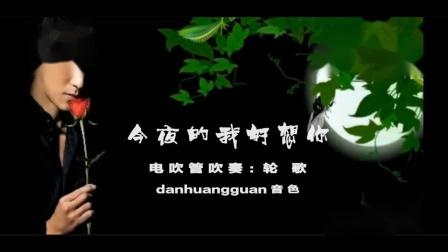 今夜的我好想你轮歌电吹管吹奏bD danhuangguan音色