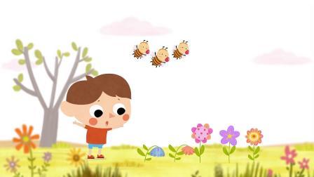 小普林发现花朵们都垂头丧气的,是缺水了吗