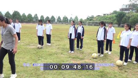 《足球熟悉球性、脚内侧运球》郴州市汝城县第六中学 年级:七年级 任课教师:冯祥凤