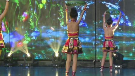 艺术校园小荷花贵州省区《畲山春》舞之灵舞蹈培训学校