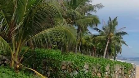 海南三亚海边风景