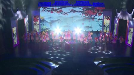 艺术校园小荷花贵州省区《喜雨》雪倪舞蹈培训中心