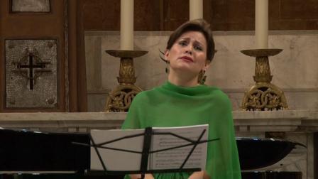 朱塞佩•福圖尼諾•弗朗切斯科•威爾第 : 為聲樂與鋼琴所作的歌曲《憐憫我吧,慈悲聖母》