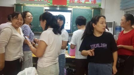 河南省南阳市唐河县第六小学庆祝教师节剪影