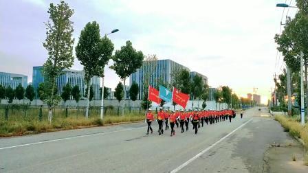 重走长征路——献礼国庆 北京长沟国家湿地公园运动团健步行活动