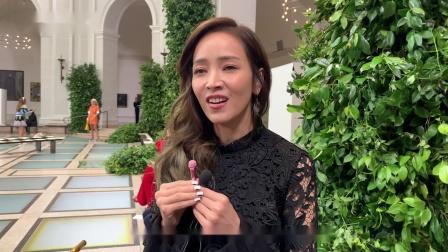 侯佩岑帶你看Tory Burch 2020ss服裝秀,向經典Icon黛安娜王妃致敬|2019紐約時裝週|Vogue Taiwan