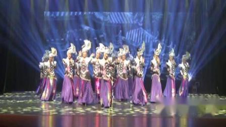 舞蹈《悠悠侗情》表演单位:贵阳市云岩区老年大学 指导老师:唐朝霞