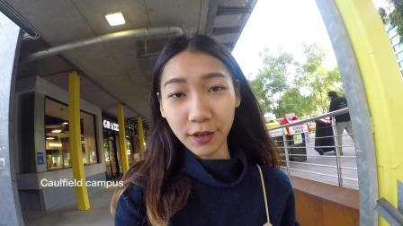 Vlog | Natalie在蒙纳士的一天