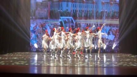 舞蹈《祖国不会忘记我》表演单位:贵阳市云岩区中天社区老年学校 指导老师:陈轲