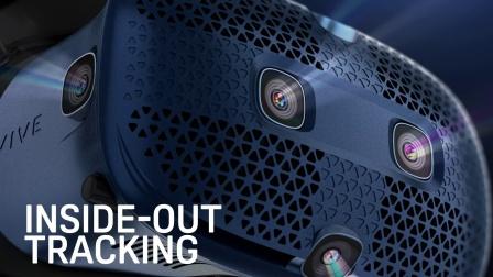 VIVE Cosmos 全新PC VR设备发布
