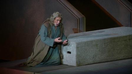 多明戈《犹大之神...我的众神啊》威尔第歌剧《纳布科》2019年8月4日维罗纳竞技场多明戈大师登台50周年庆典