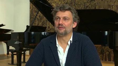 尤纳斯.考夫曼 回母校慕尼黑音乐学院举办大师班片段 - Jonas Kaufmann