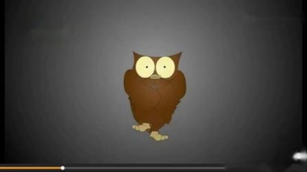 心理短片_《情绪管理——小猫头鹰的情绪故事》-_高清