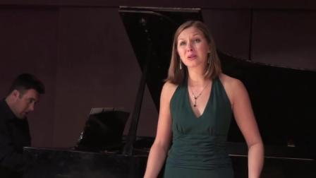 約翰尼斯•布拉姆斯 : 為聲樂與鋼琴所作的藝術歌曲《我的睡眠愈來愈淺》Op.105 No.2
