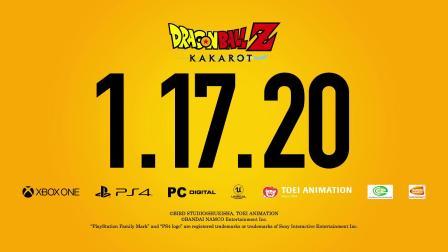 【游侠网】TGS2019《龙珠Z:卡卡罗特》预告