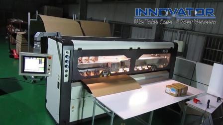 Taiwan INNOVATOR's Box Making Machine – Model: MS-Series