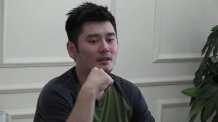 钱枫自画像 居然像个长鬓角的萝卜?