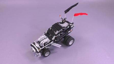 MOC Custom LEGO Gigahorse Mad Max Fury Road