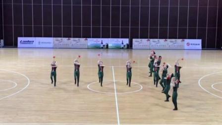 2019赤峰市元宝山区健身球操自选套路《走向复兴》