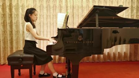 克列门蒂名手之道钢琴练习曲第18首