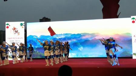 第二届邮储杯广场舞大赛金安区参赛巜厉害了我的祖国》