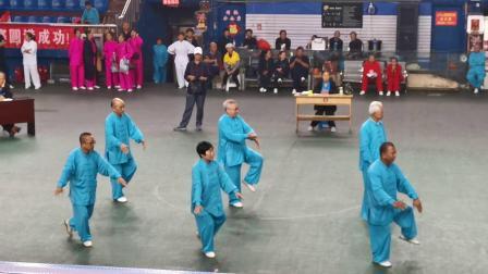 临汾第五届运动会亚特兰队参赛