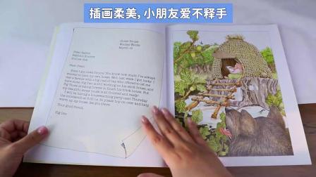 君晓天云英文原版 Dear Peter Rabbit 亲爱的彼得兔 儿童启蒙英语绘本 图画故事书 经典童话故事 晚安牀边故事 2-3-6岁亲子阅读早教纸板书