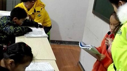 彭娅小学生读英文原著《鲁滨逊漂流记》――只迷英语西垅校区