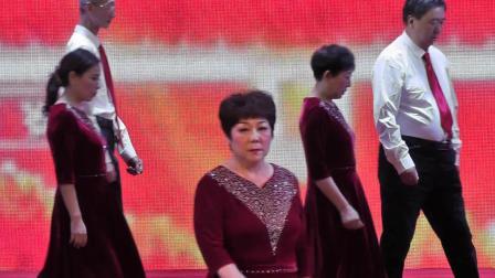 上饶市卫健委演出组歌《共筑中国梦》2019,9,12