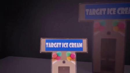 小伙子用纸板制作冰淇淋自动售货机,这动作能力看着好厉害的样子