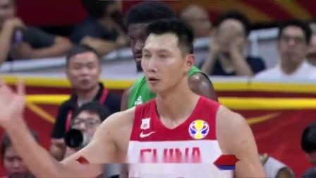2019篮球世界杯 | 易建联27分6篮板- 中国 vs 尼日利亚