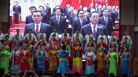 绥中镇庆祝中华人民共和国成立70周年合唱展演