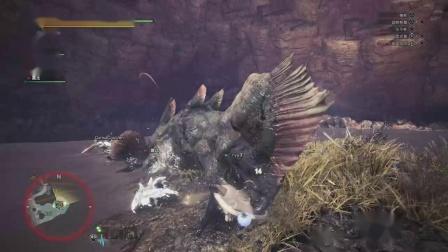 【空虚】PS4怪物猎人世界 冰原-联机游玩-片手 泥鱼龙