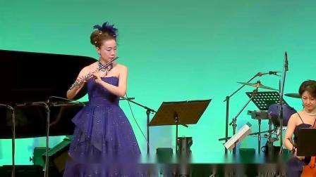 尚-米榭•達瑪斯 : 為長笛、鋼琴與大提琴所作的音樂會奏鳴曲